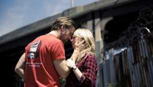 Ryan Gosling and Michelle Williams in Blue Valentine