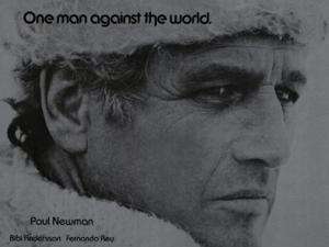 "Paul Newman in ""Quintet"""