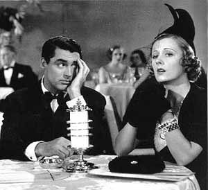 The Awfuk Truth with Cary Grant and Irene Dunne