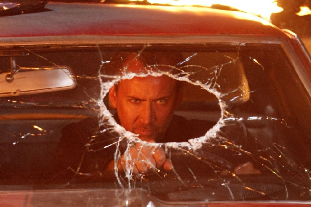 'Drive Angry 3D' (Movie Review) ** (1/2)