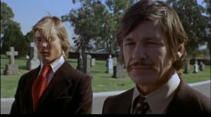 The Mechanic 1972 Jan Michael Vincent and Charles Bronson