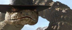 Rattlesnake Jake from Rango