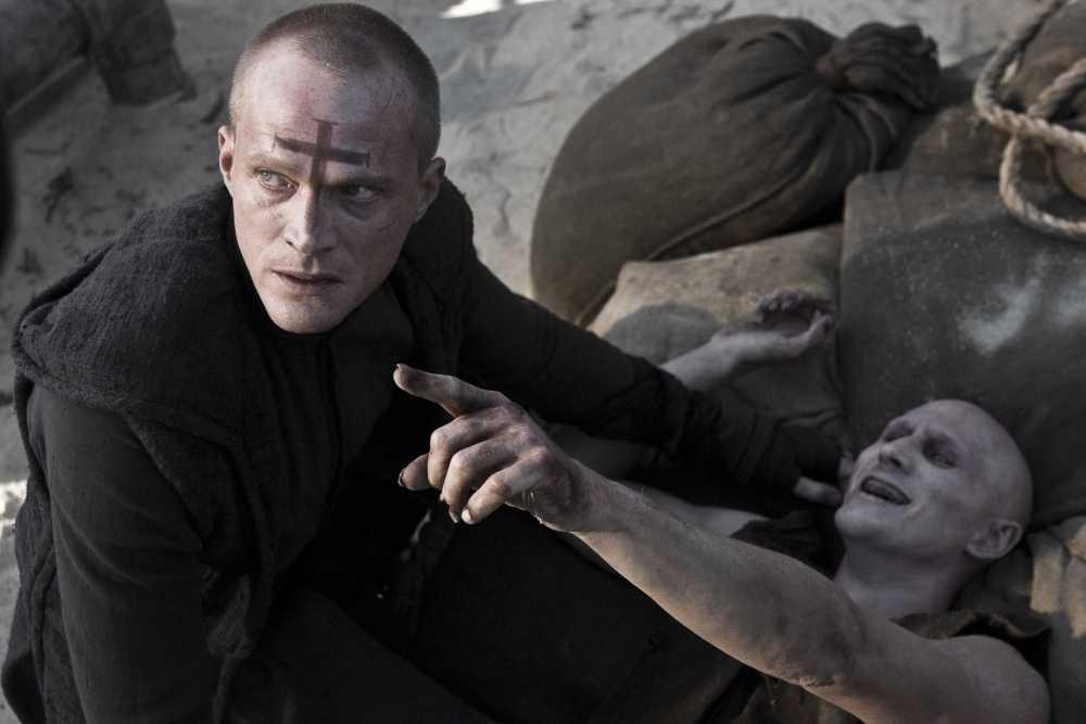 'Priest' (Movie Review) ** 1/2 (1/2)